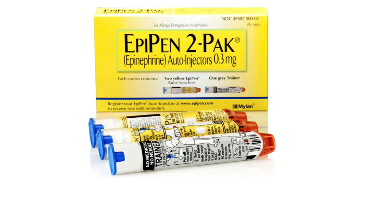 Cheaper, generic EpiPen launched after Mylan criticism