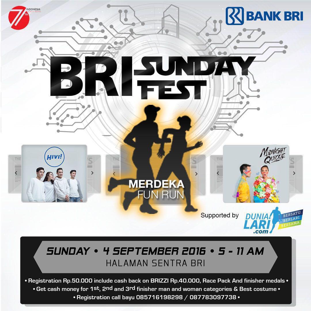 BRI Sunday Fest 2016