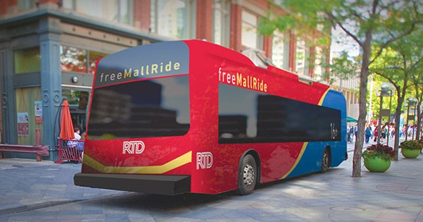 RTD is debuting a brand new fleet of MallRide buses for the 16th St Mall - completely electric. Details on Denver7