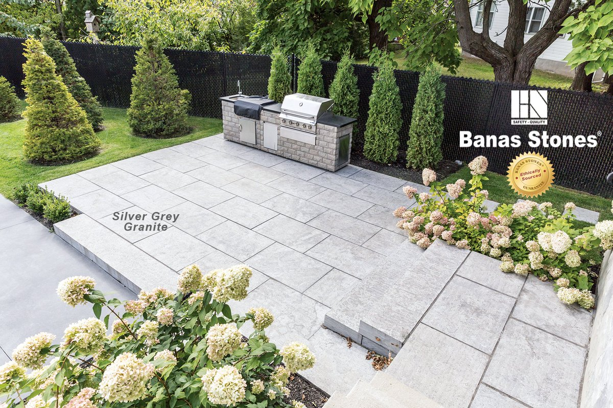 banas stones on twitter banas stones silver grey granite see one of our authorized dealers today sandstone limestone granite