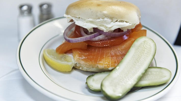 Where to find the best bagels and lox in NYC