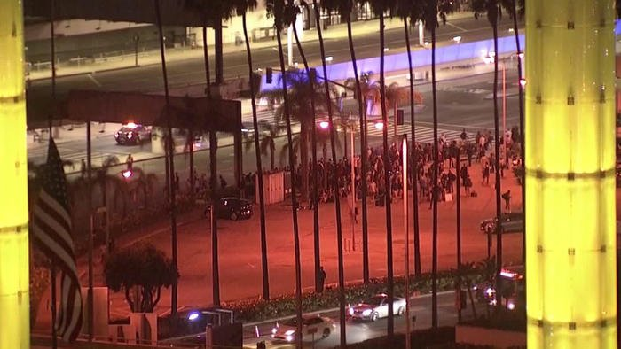 False reports of gunfire at LAX sent some passengers into a panic. More top news here
