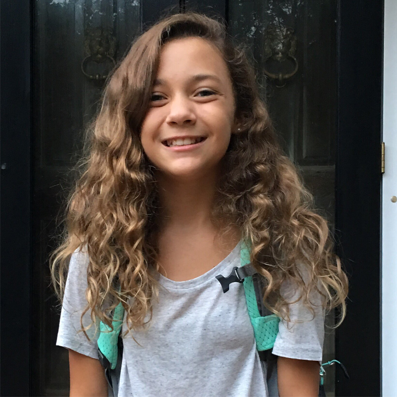 "Mimi Kirkland on Twitter: ""First Day of Middle School! # ..."