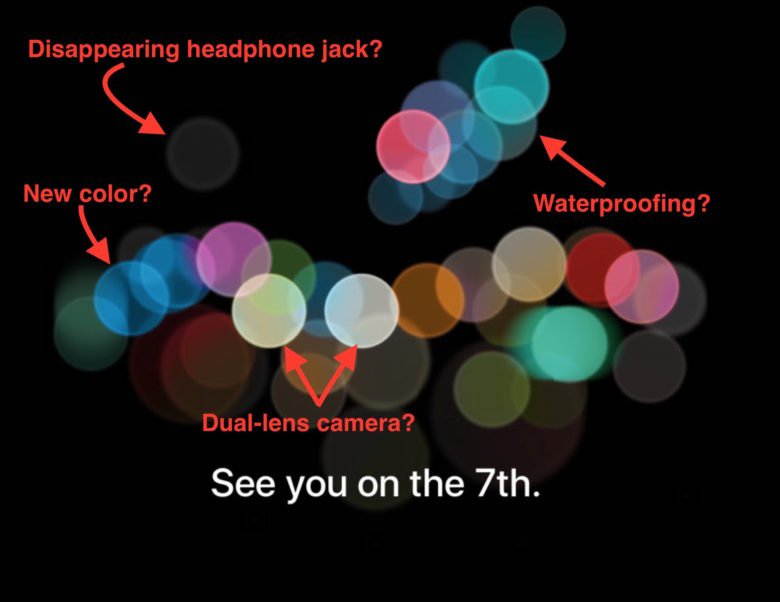 Decoding Apple's blurry iPhone 7 invite https://t.co/bvXRjoocGp https://t.co/vnb690UJDy