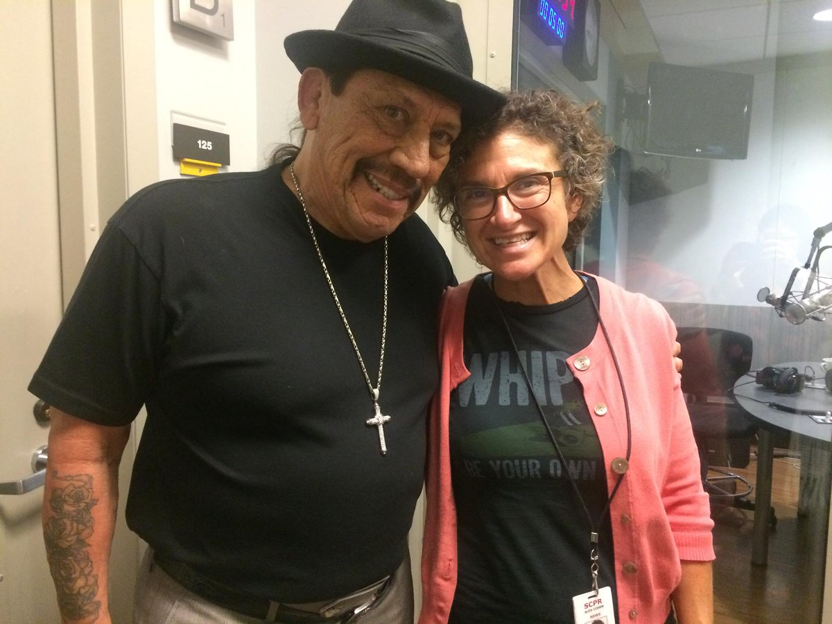 NOW: @officialDannyT on why he wants to play himself in a film, opening a taco shop & more. https://t.co/Aehsxtcs7u https://t.co/9YQZPwEezT
