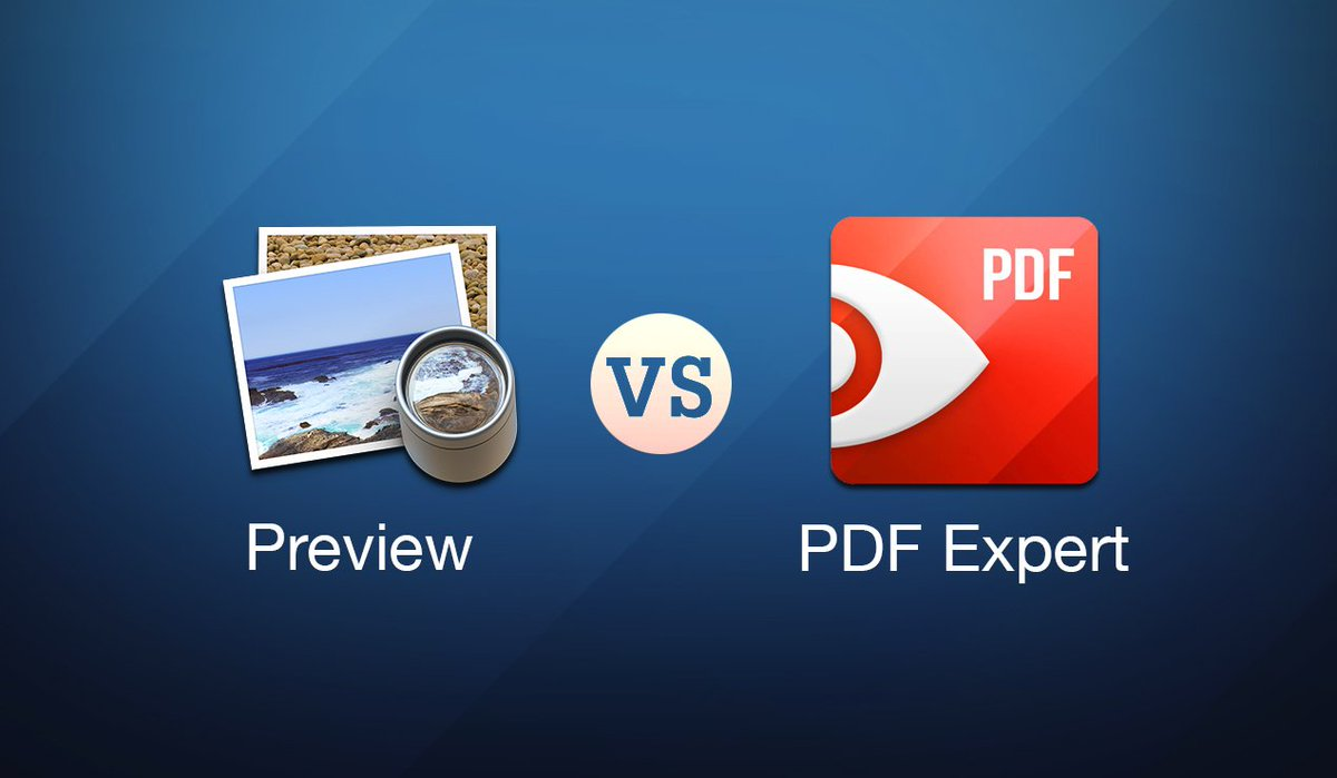 Learn why PDF Expert is 10x better than Preview. RETWEET to win one of 5 promo codes ($60)