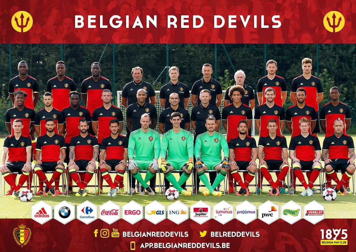 Hilo de la selección de Bélgica CrC9BrcWcAQT2FF