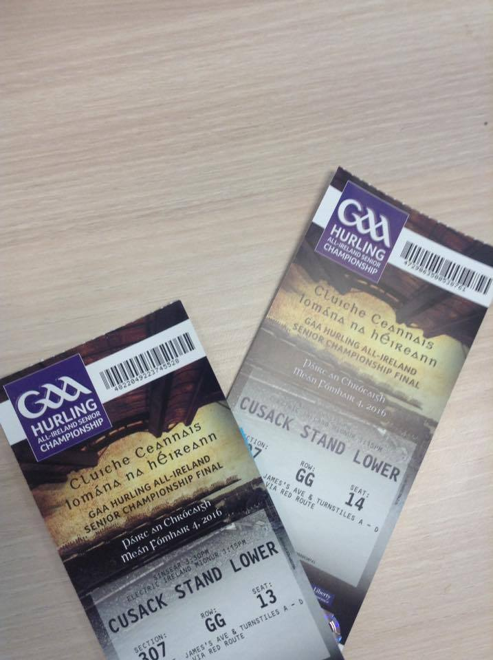 WIN X2 tickets to this Sunday's Minor Championship All-Ireland Hurling Final, simply RT to enter #GAAThisIsMajor https://t.co/GUC3jcNST6