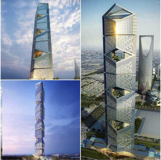 مشاريع السعودية בטוויטר سيتم إعادة تصميم برج الرياض لعدم اقتناع المالك في التصميم الحالي ويعد البرج من أطول الأبراج المستقبلية في الرياض