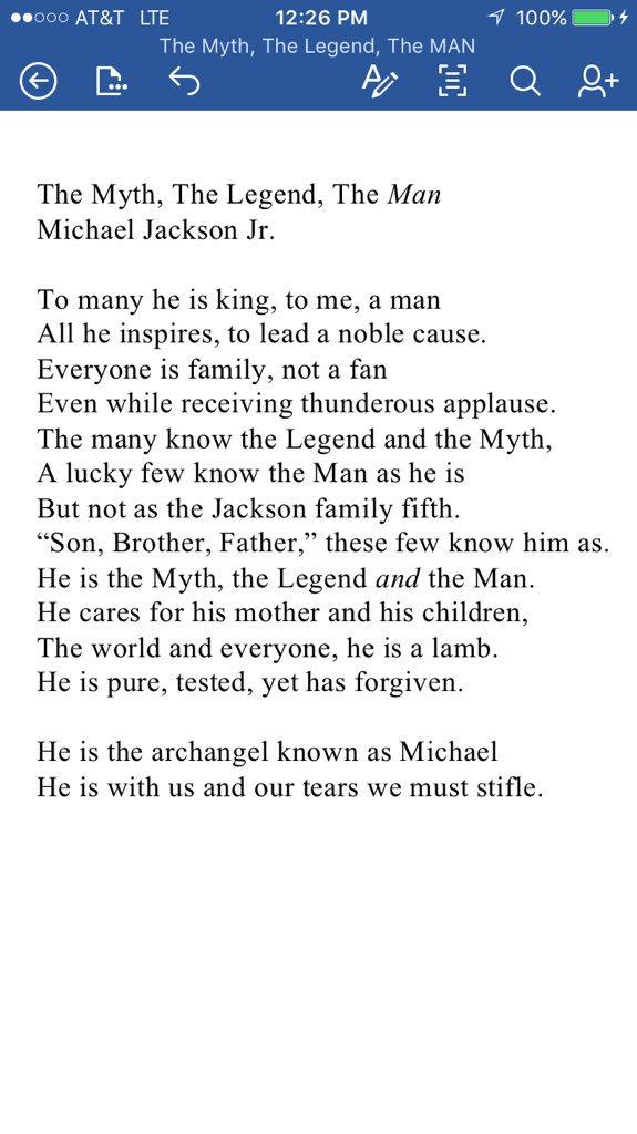Joyeux Anniversaire Michael  - Page 3 CrCFMOPUkAADqxB