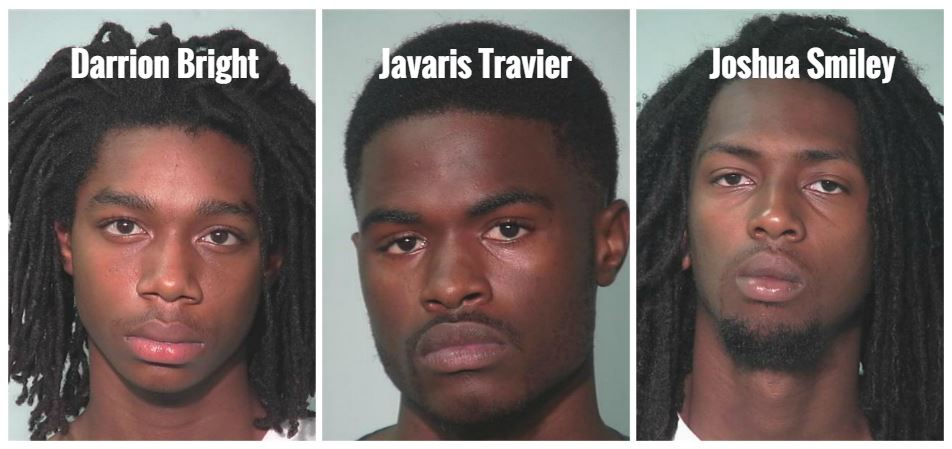 BREAKING | Here are the 3 men charged in relation to the killing of 17YO Alonna Allison. https://t.co/b1daWOTcPX https://t.co/O4EAJRVFsC