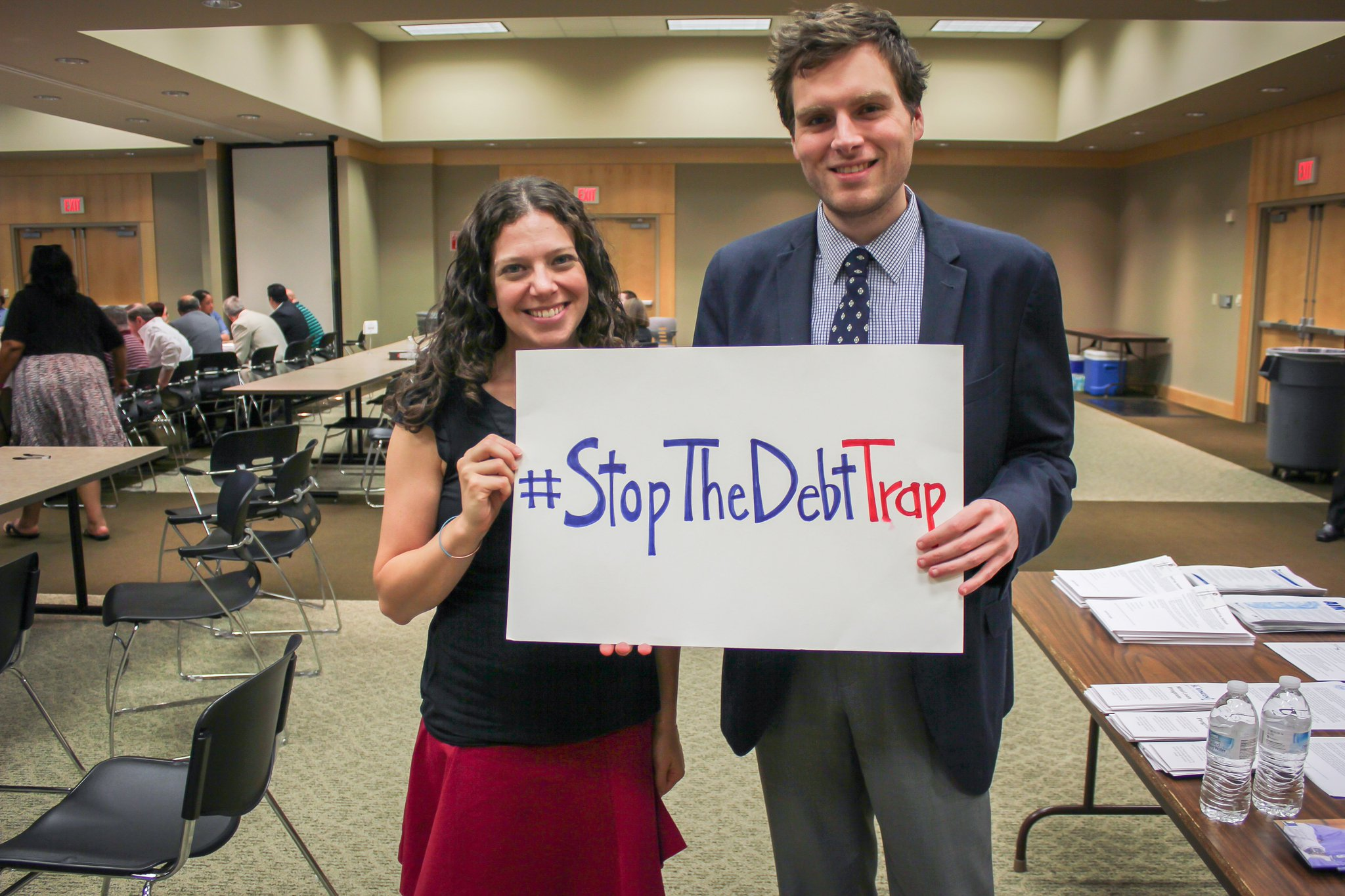@CFPB - Dallas supports efforts to #stopthedebttrap. Please close the loopholes in the proposed #payday rules https://t.co/yVCfUCGsi3
