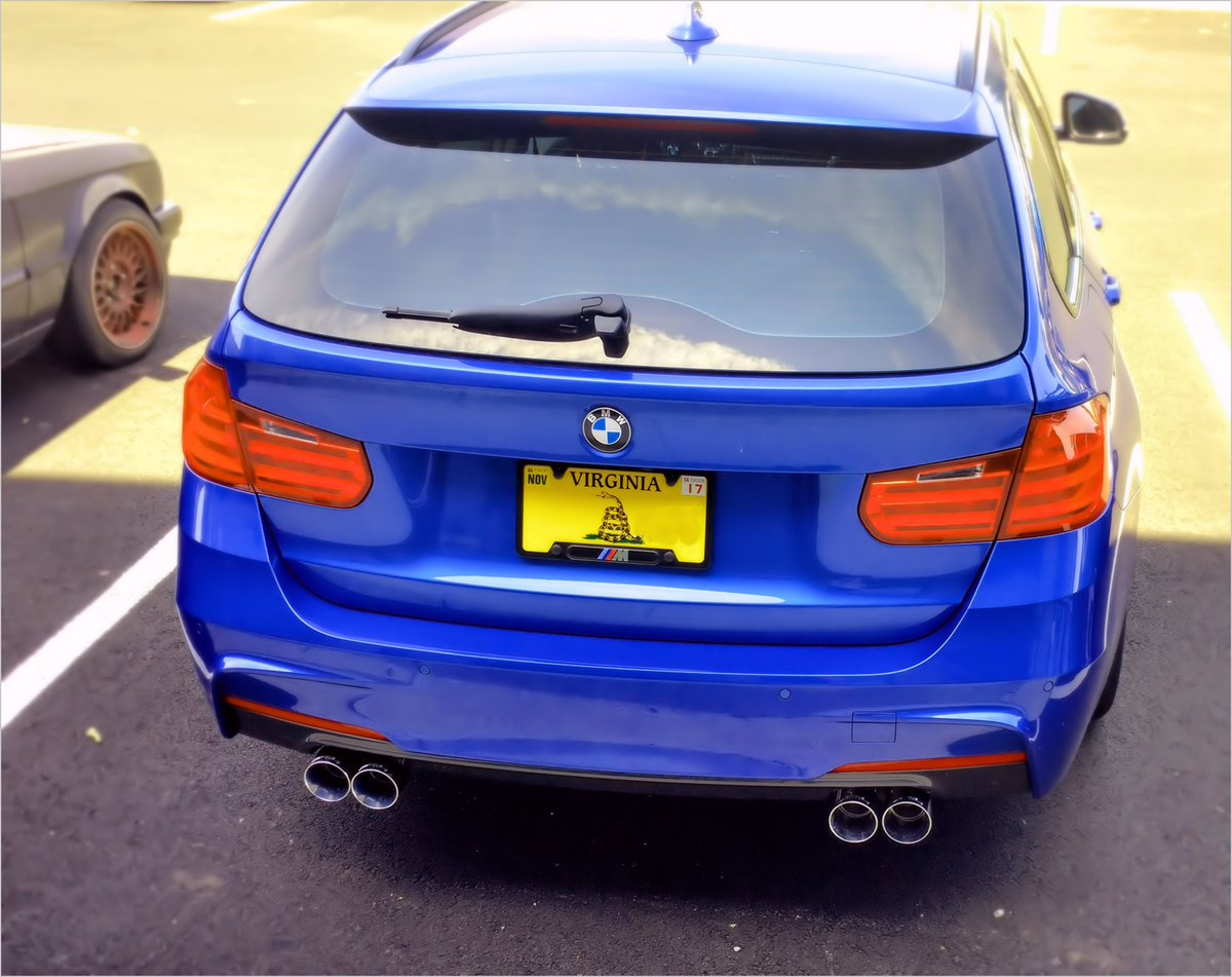 Rrt Racing On Twitter 328i Wagon With An Awe Tuning Dual Exhaust