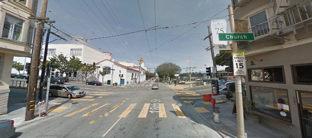 Gang of 10 chase man through Dolores Park, beat and stab him in nearby intersection