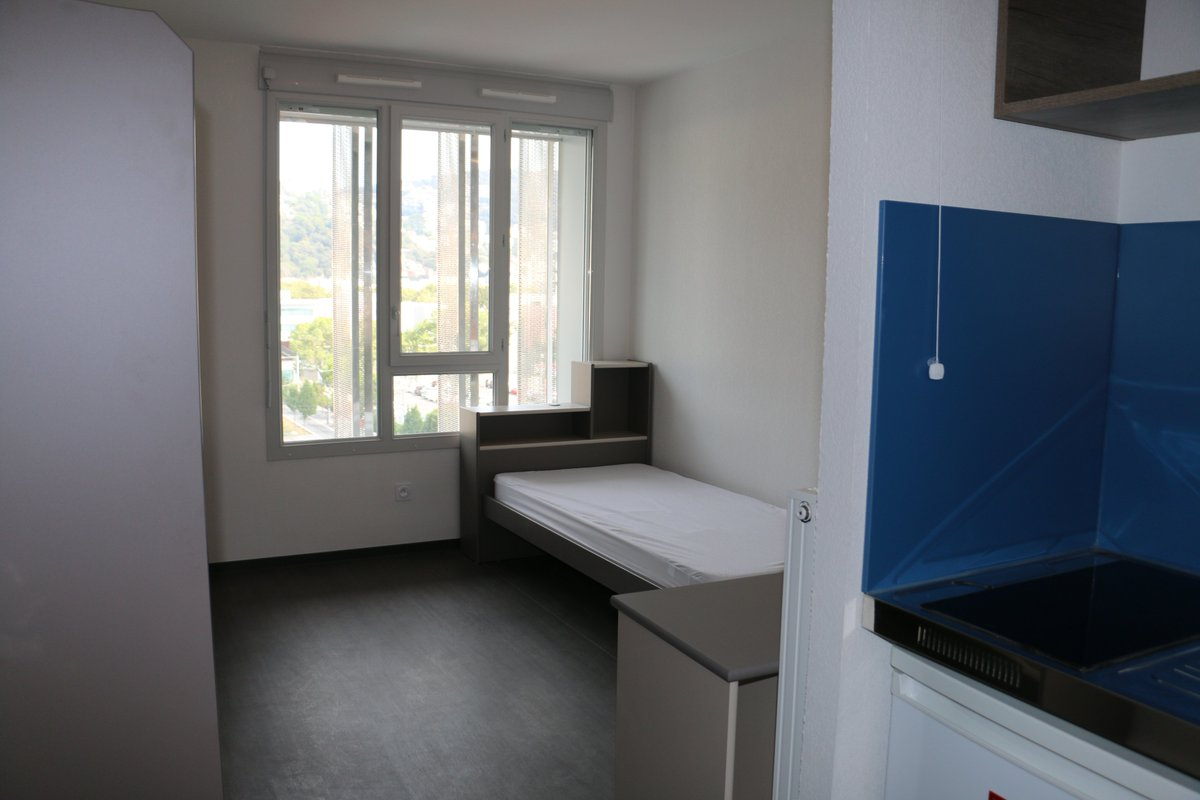 crous de nice toulon on twitter logement sujet sur la nouvelle r sidence universitaire. Black Bedroom Furniture Sets. Home Design Ideas