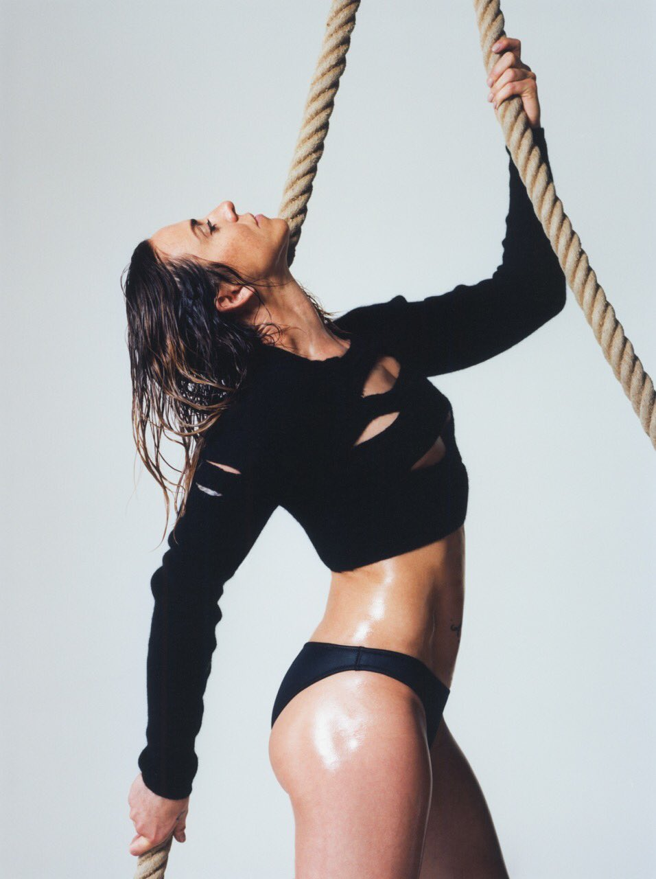 RT @THELOVEMAGAZINE: @MelanieCmusic aka Sporty Spice reveals all in a brutally honest piece over on LOVE With images by @thurstanredding ht…