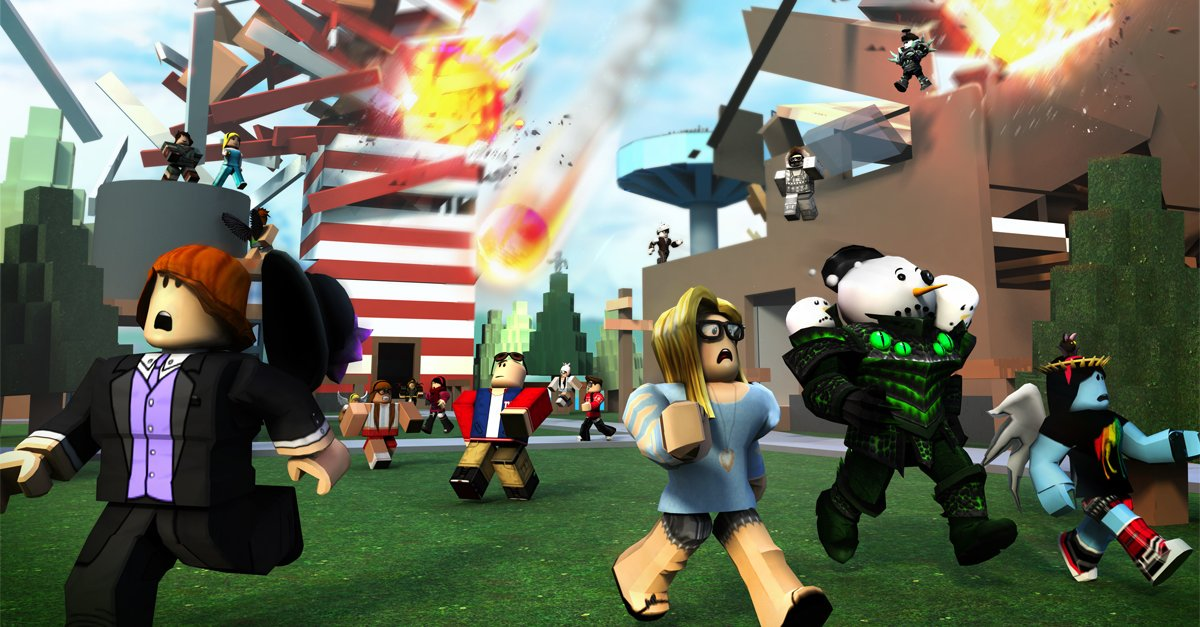 Roblox On Twitter We Are Aware Of The Server Issues Some Of You