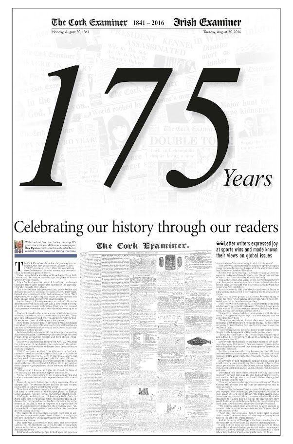 All aspects of life touched upon in 175 years of letters from our readers