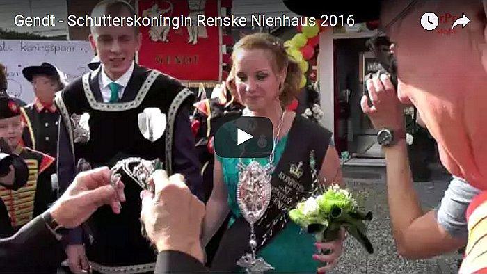 #Gendt - #Schutterskoningin #RenskeNienhaus 2016 https://t.co/QXDDHg76nF @St_Sebastianus https://t.co/7npdeFNgfV