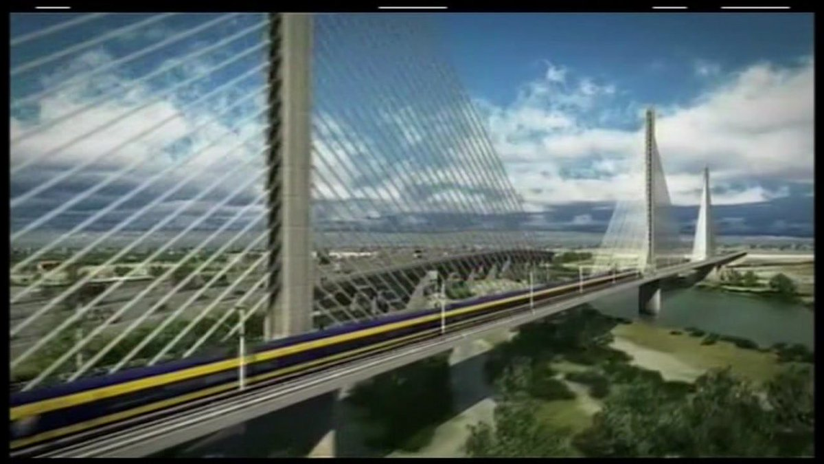 California high-speed rail project getting congressional hearing in San Francisco today