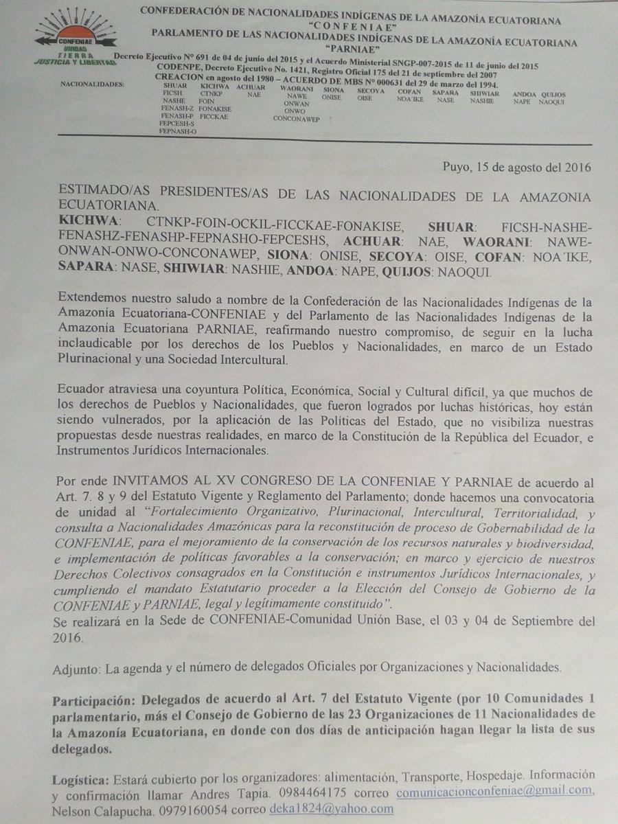 franco viteri (@EConfeniae)   Twitter