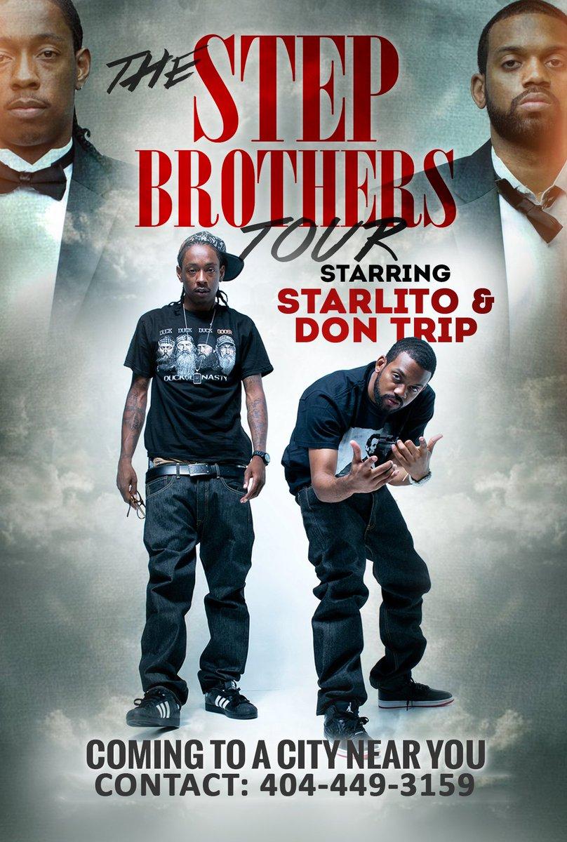Stepbrothers three way