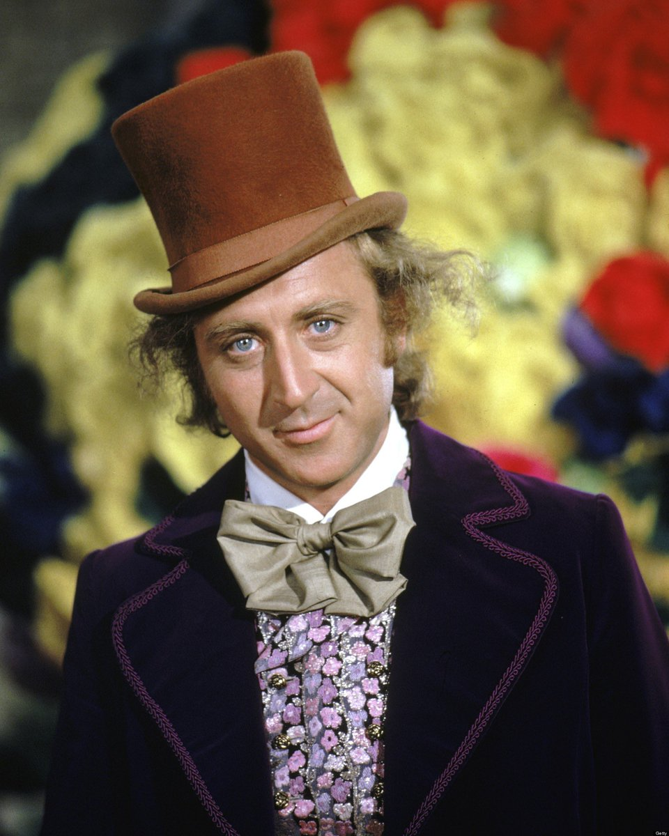 """Come with me and we'll be in a world of pure imagination!"" #GeneWilder https://t.co/rNM3ZnUFdj"