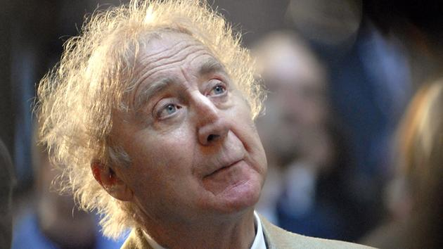 Actor Gene Wilder, star of 'Willy Wonka,' has died at age 83