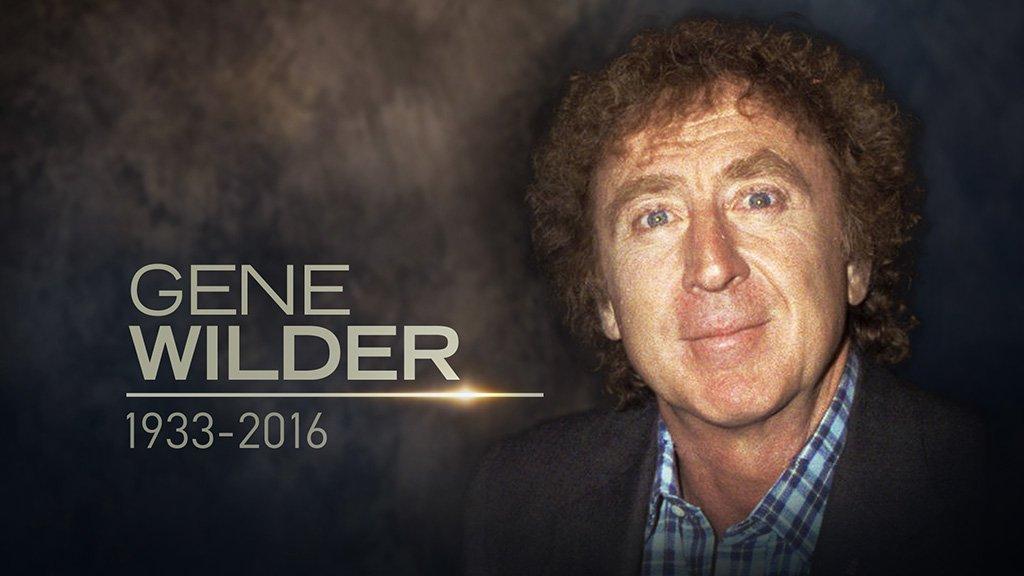 RIP: Gene Wilder, star of 'Willy Wonka,' dies at 83
