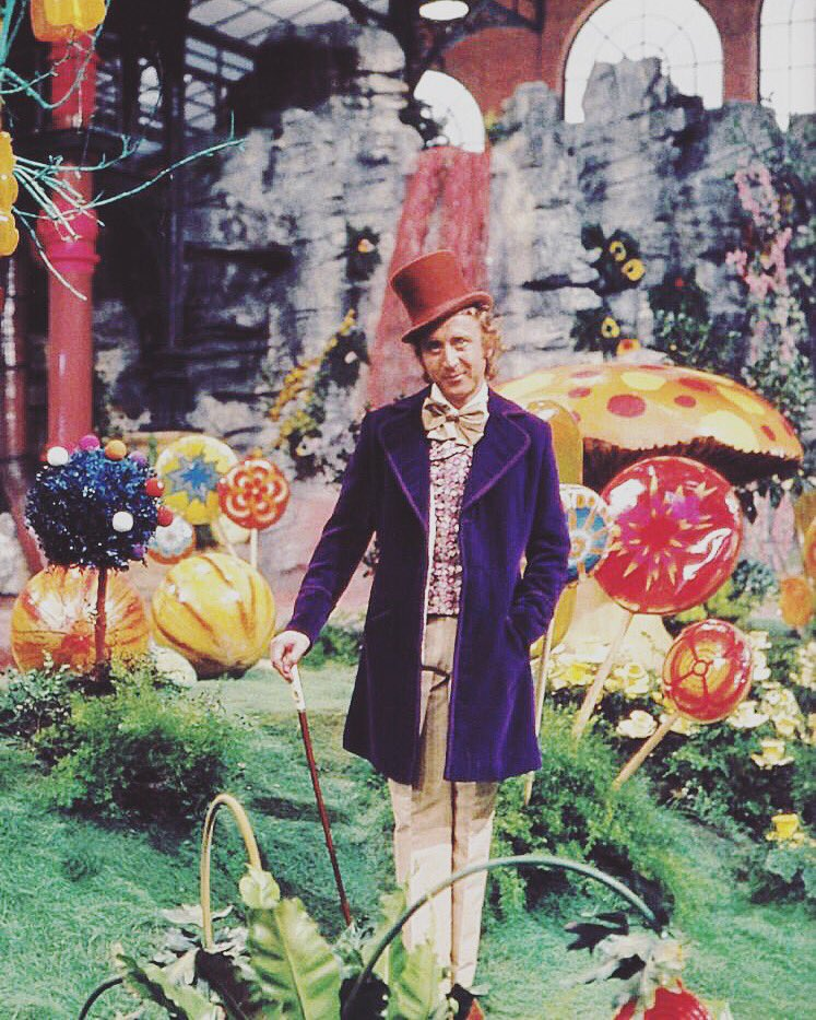 Theres no earthly way of knowing... Which direction we are going... Rest In Peace, #GeneWilder. https://t.co/ZMh1GQyCgs