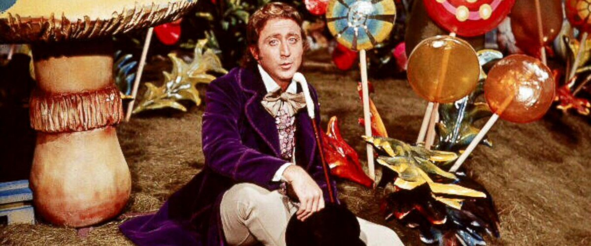 RIP to the OG #WillyWonka. Thank you for encouraging me (and millions of others) to have wild imaginations. https://t.co/Hfb1c0n92V