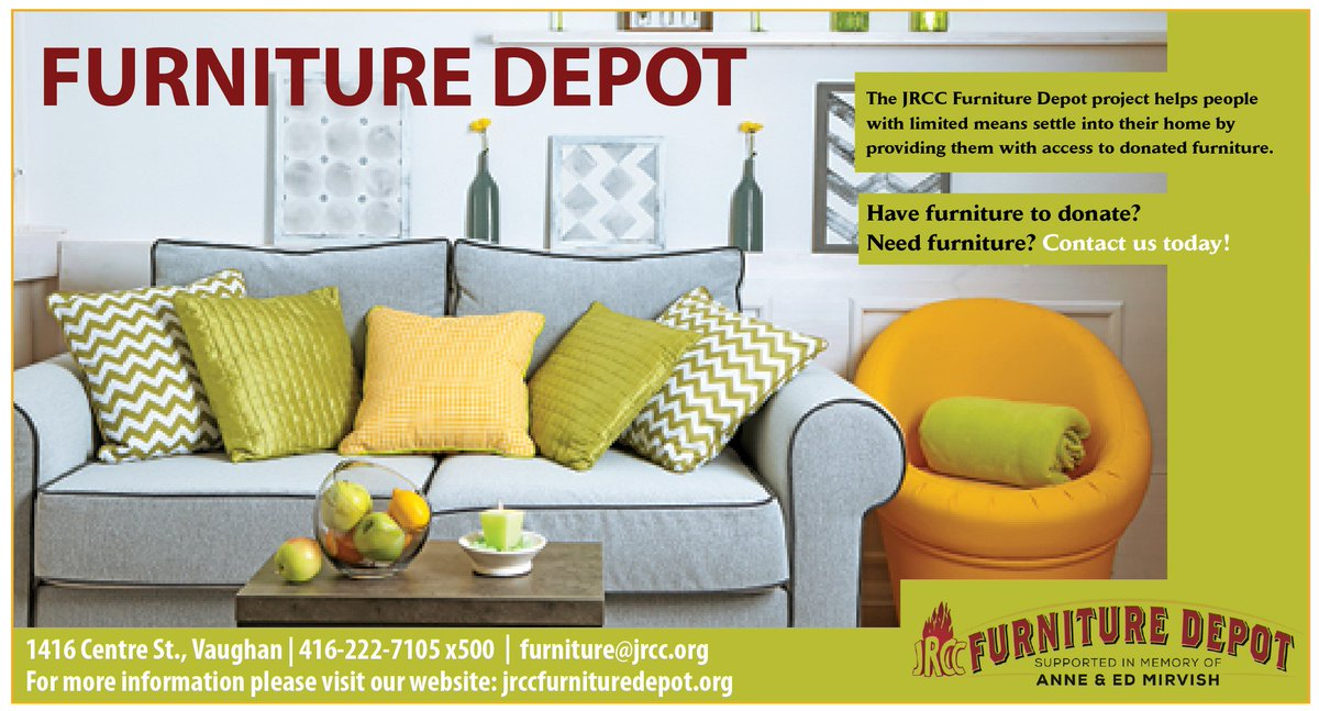 JRCC Furniture Depot Followed