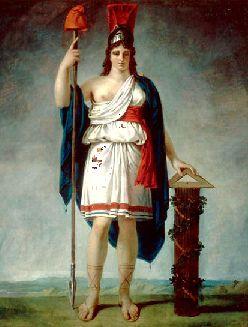 1)La première allégorie féminine de la République date de 1792, quand il fallut faire des sceaux pour la république https://t.co/0AjrdPEAV1
