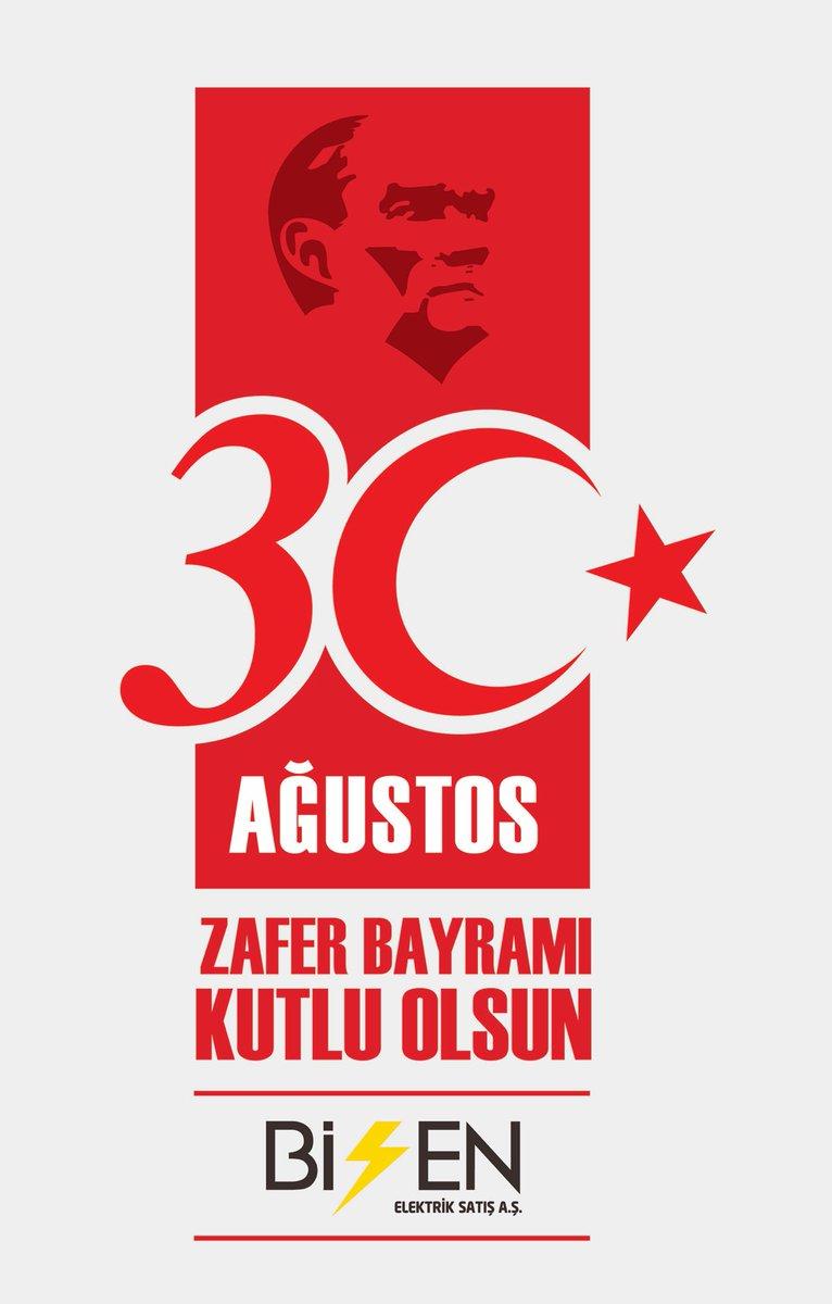 30 Ağustos Zafer Bayramımız Kutlu Olsun... https://t.co/1zCrDTDpHx