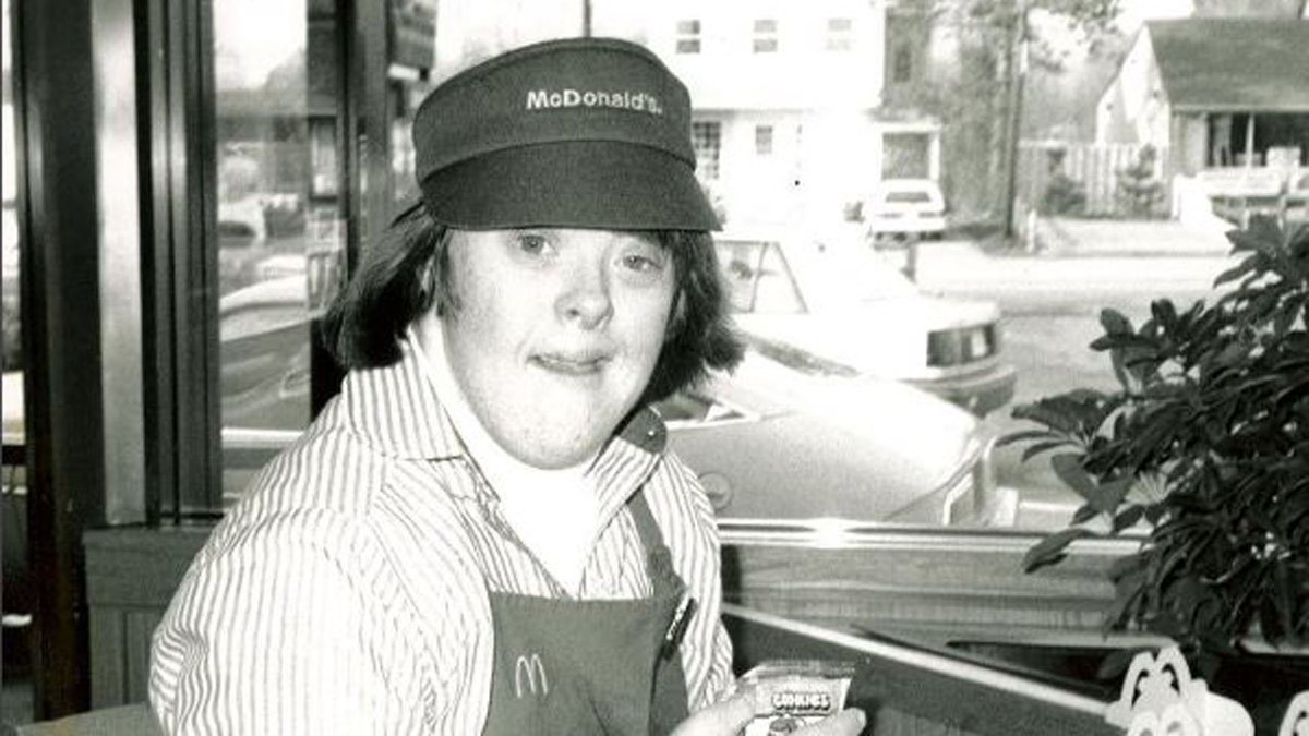 After 32 year career, McDonald's honors woman with Down syndrome
