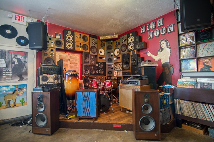 Houston's 10 Best Record Stores