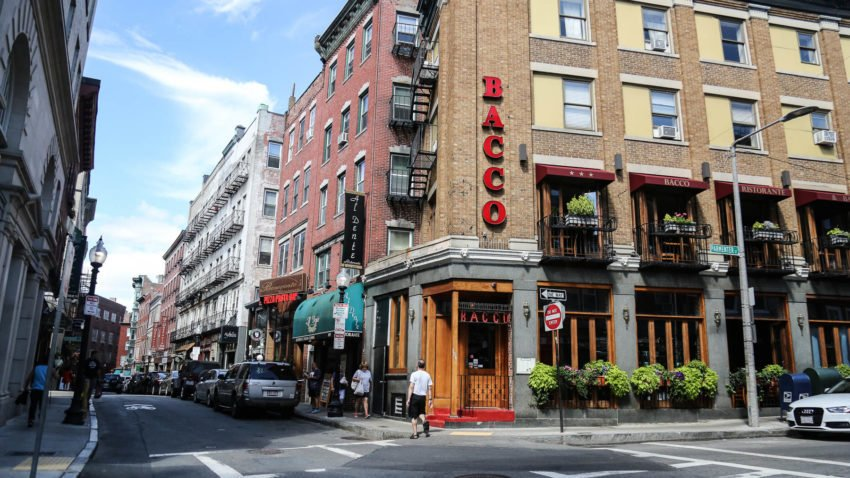 North End restaurants work together to raise money for Italy earthquake relief