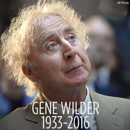 Beloved actor GeneWilder has died at the age of 83. RIPGeneWilder