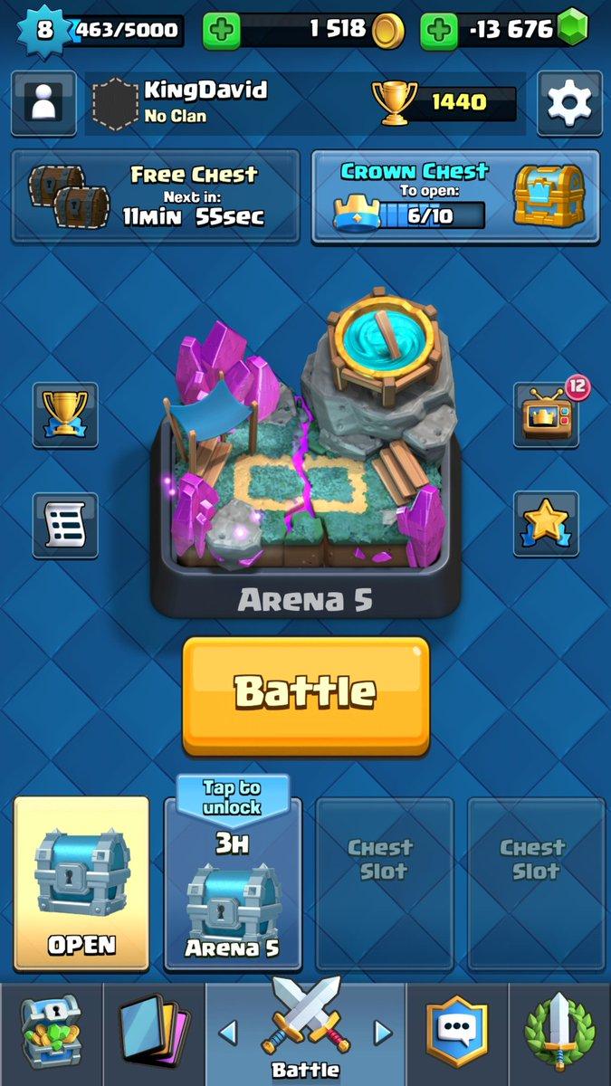 gems of clash royale
