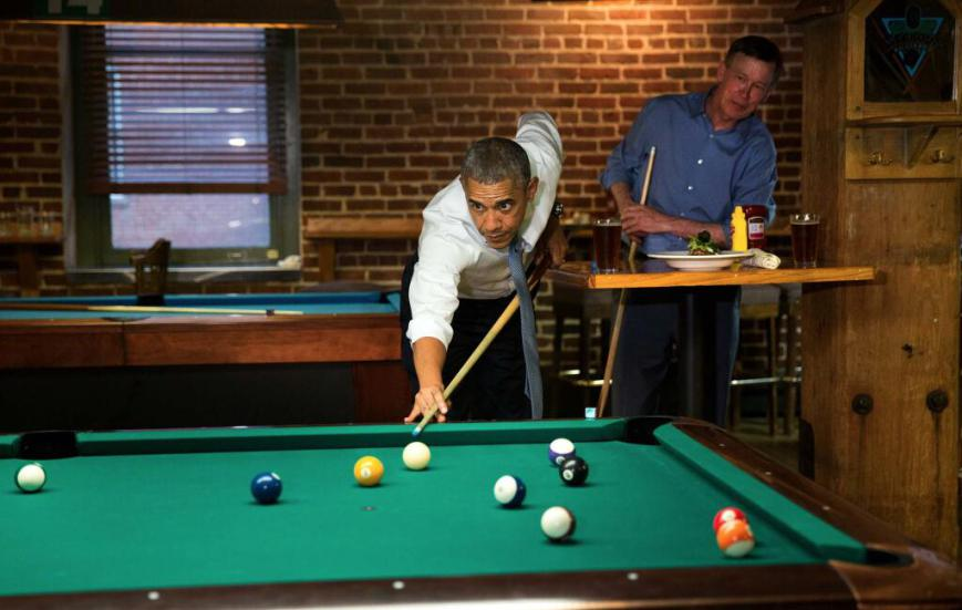 Connelly Billiards On Twitter Even President Obama Has Time For A - Connelly pool table tucson az
