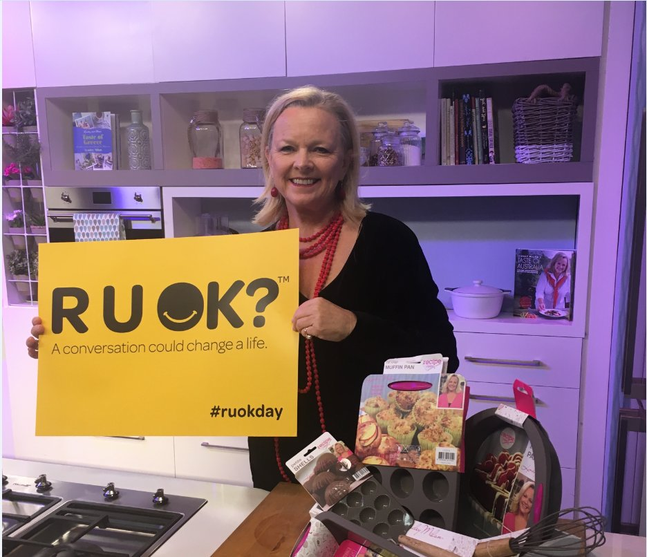 We've all got what it takes to make a difference with 3 simple words 'R U OK'.  8th September @ruokday #ruokday https://t.co/6pwHIhwbxZ