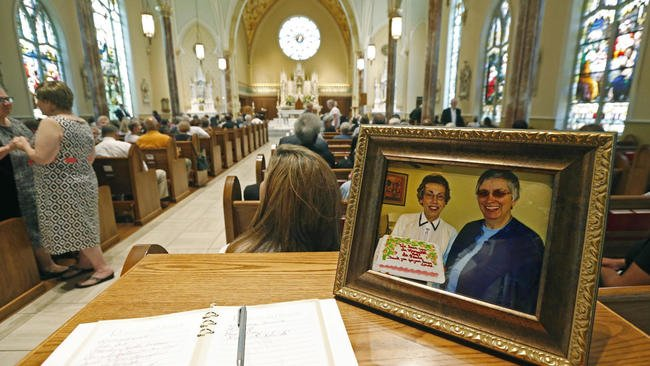 2 slain nuns in Mississippi remembered for helping the needy