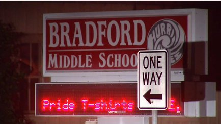 15-year-old charged with making threat against Bradford Middle (@WJXTJenese) -