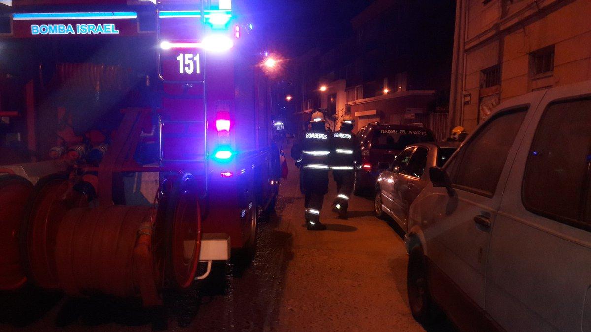 RT @RNEValparaiso AHORA #valpo Principio incendio San José/Eusebio Lillo @biobio @reddeemergencia @Angeles_Araya