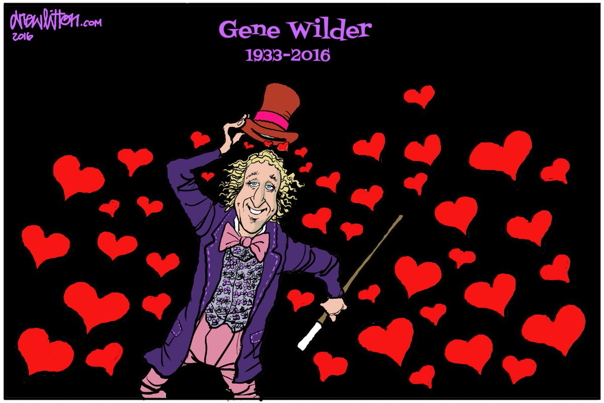 Gene Wilder was an iconic actor and personality who inspired us to dream. What is your favorite film of his?