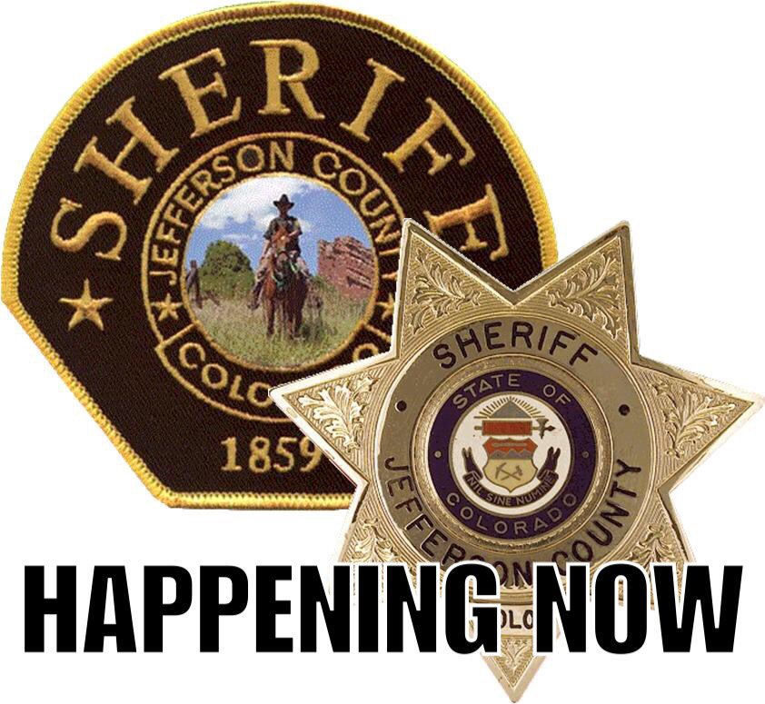 We are investigating a dog attack in Conifer. 2 people injured & transported. Updates will be here on Twitter
