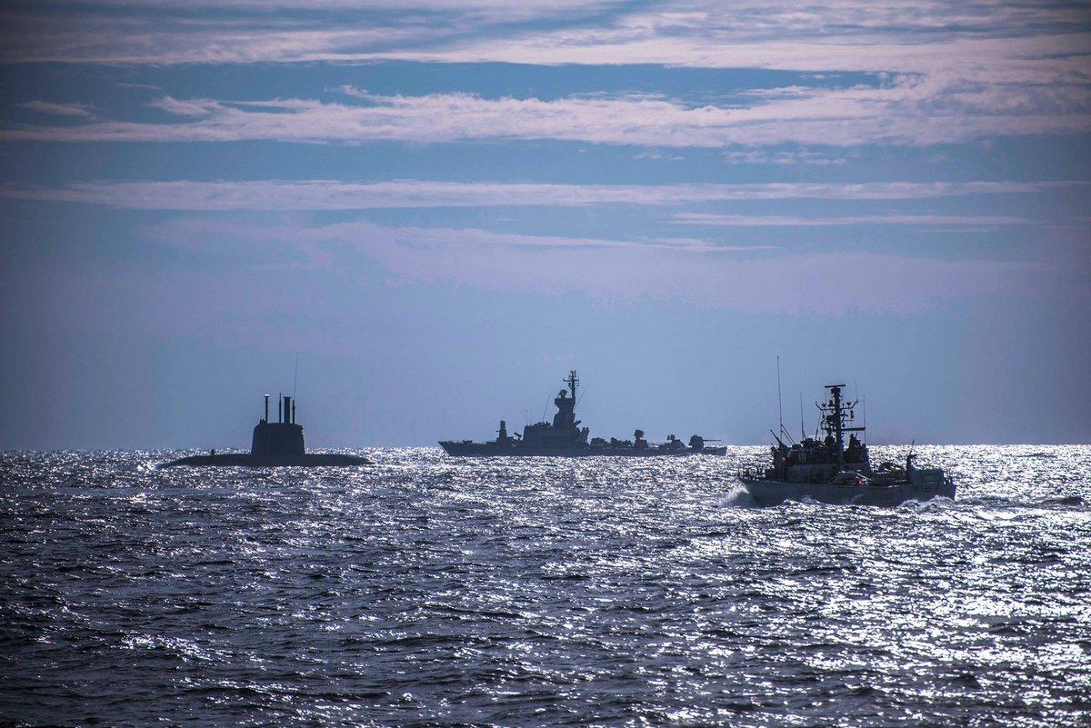 سلاح البحريه الاسرائيليه ......من وجهة نظر اسرائيليه  CrF5ECMW8AEUh02