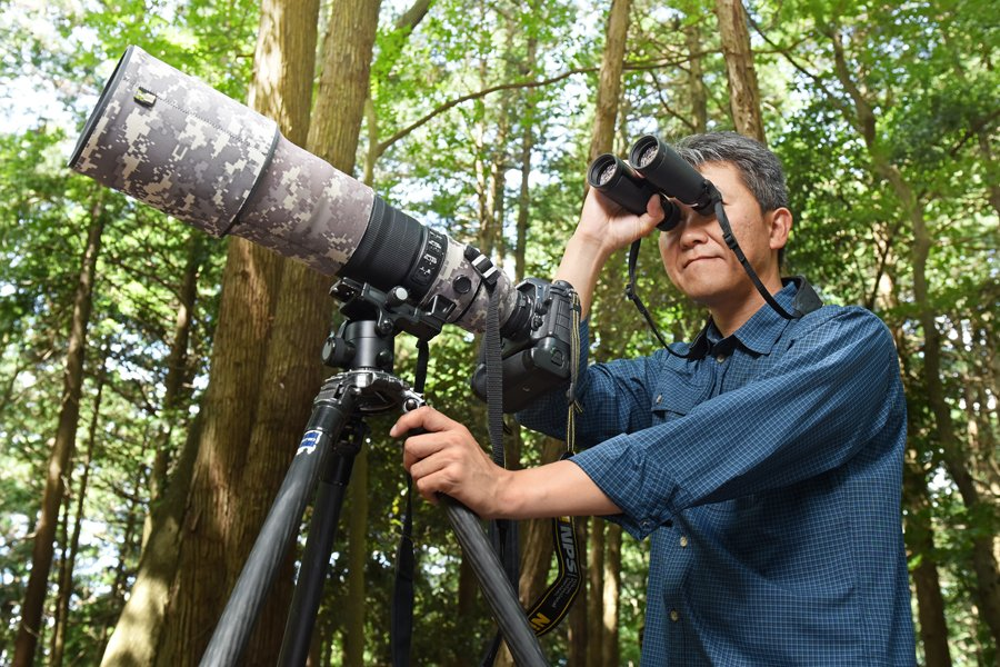 なぜプロは双眼鏡を使うのか? 写真家・茂手木秀行氏と中野耕志氏が、双眼鏡を使う理由、選び方や使い方、ニコンの最新モデル「MONARCH HG」の印象まで、それぞれの視点で語る #双眼鏡 https://t.co/X0JtOOh0Md https://t.co/z0Dw1gPkW3