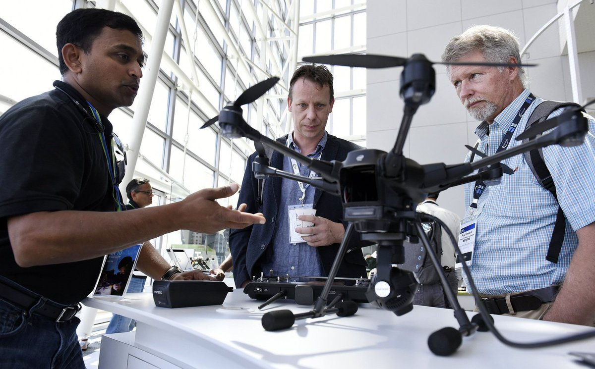 5 things you need to know about new rules for small drones