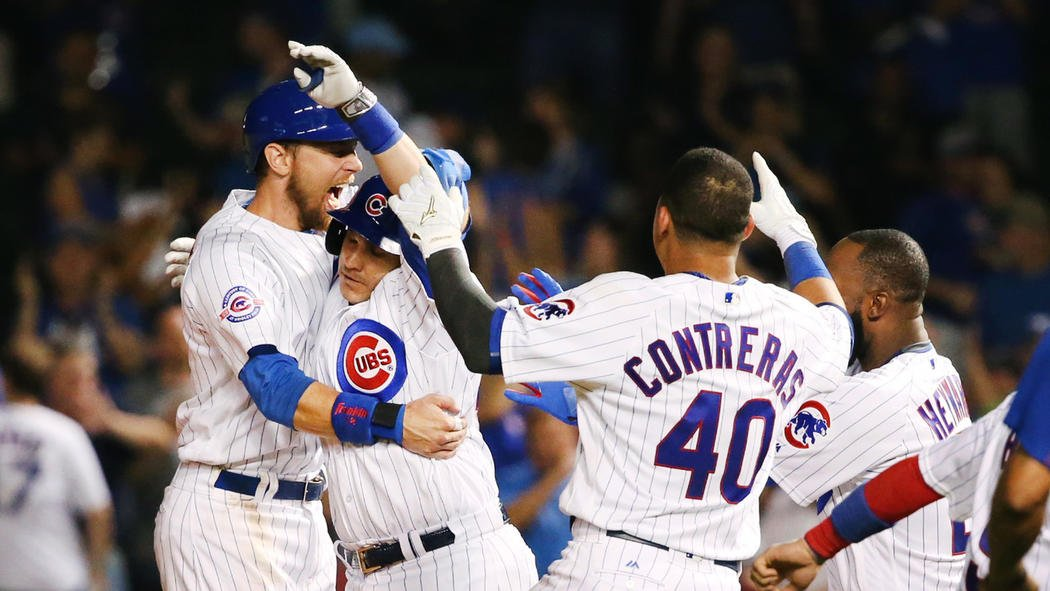 Cubs rally twice for 13-inning win after Jake Arrieta gets knocked around